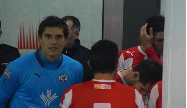 Ander Cantero, del Zamora al Madrid C