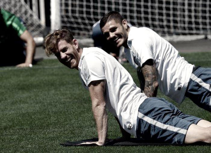 Inter: Ansaldi ed Icardi chiudono anzitempo la stagione