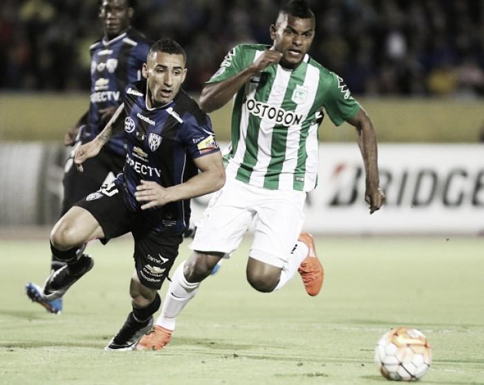 Atlético Nacional e Independiente Del Valle disputam último capítulo da Libertadores 2016