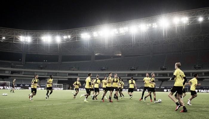 Champions Cup 2016: Com elenco reforçado, Dortmund inicia pré-temporada em solo chinês
