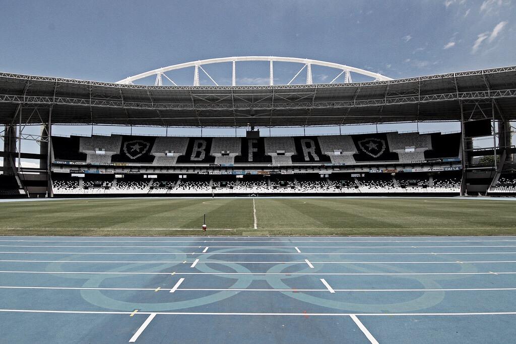 Botafogo e Vasco será no Nilton Santos pela primeira rodada da Taça Rio