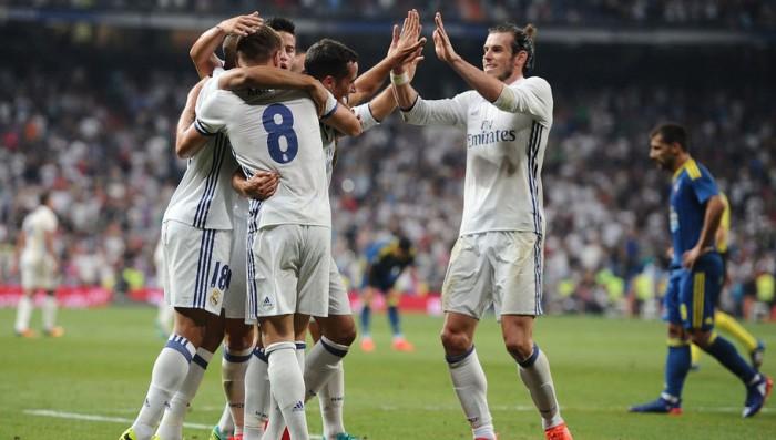 La ECA eligió al Real Madrid como el mejor equipo del año