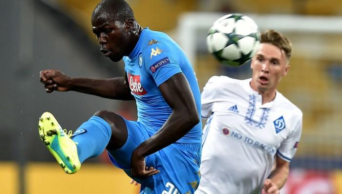 Napoli - Dinamo Kiev diretta, Live Champions League 2016/2017: 0-0 il risultato finale