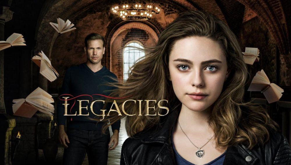 Legacies 1x07 Espa&ntildeol Disponible