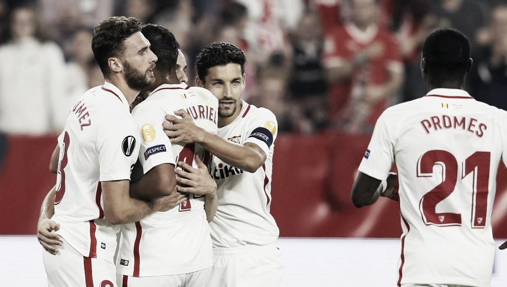Previa Akhisar - Sevilla FC: el liderato del grupo entre ceja y ceja