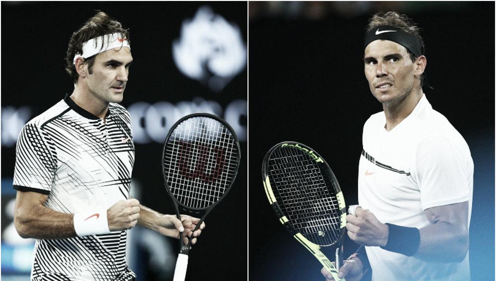Federer vs Nadal, una final adelantada
