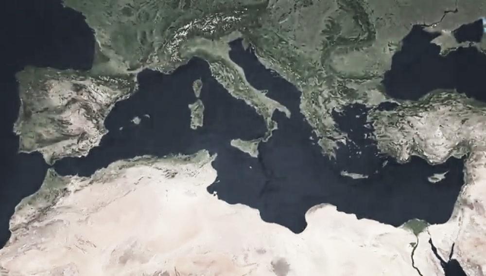 COVID-19: Control de una pandemia en el Mediterráneo