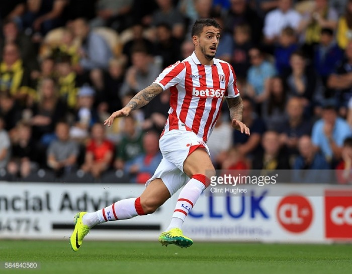 Stoke City's Joselu set for Newcastle United medical
