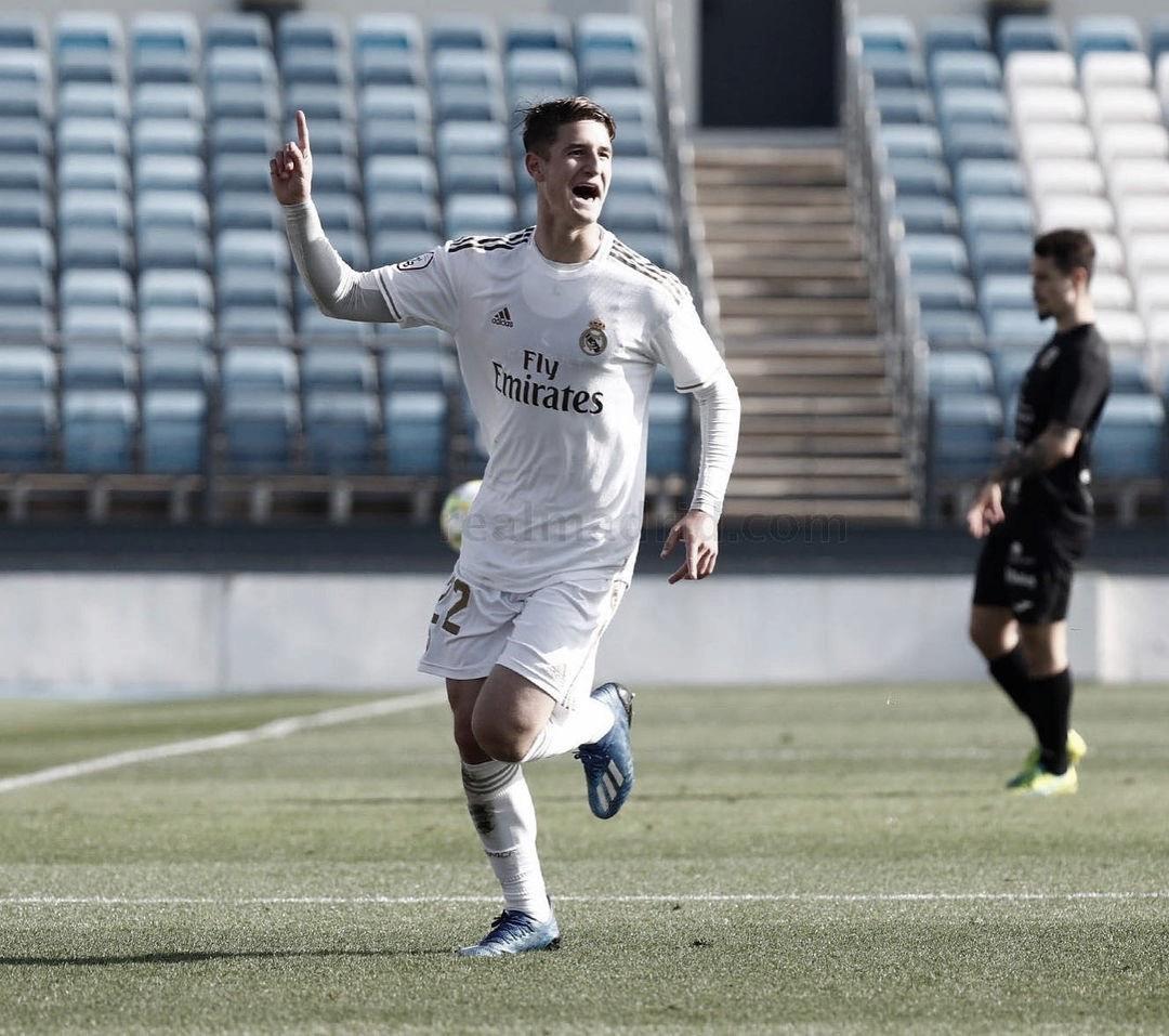 Real Madrid y Celta de Vigo acuerdan el traspaso de Miguel Baeza