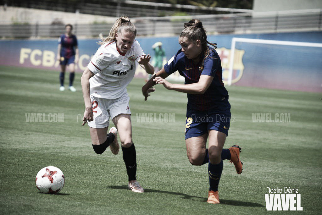 Previa FC Barcelona Femenino - Sevilla Fútbol Club Femenino