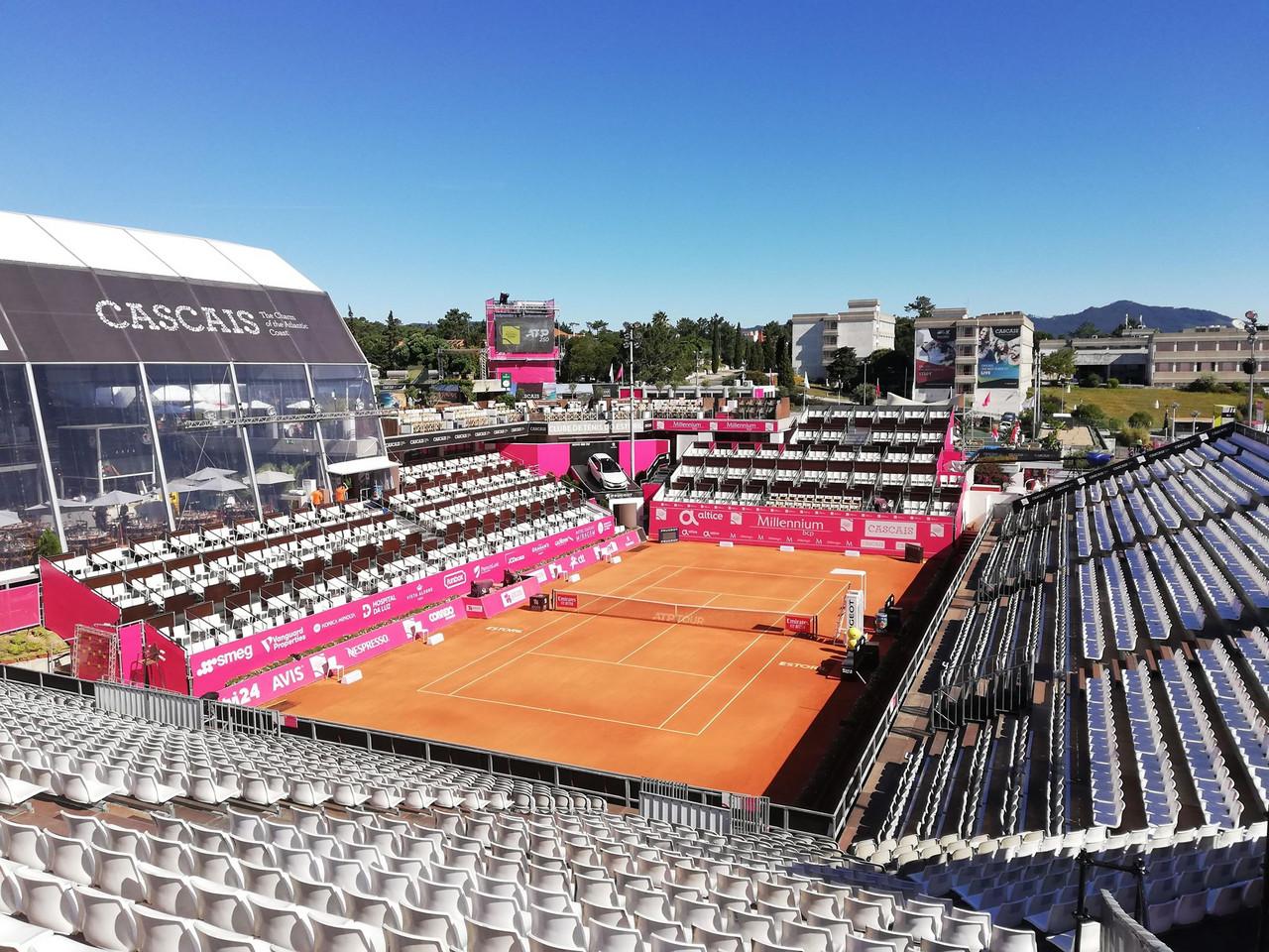 ATP Estoril: Monday recap and Tuesday order of play
