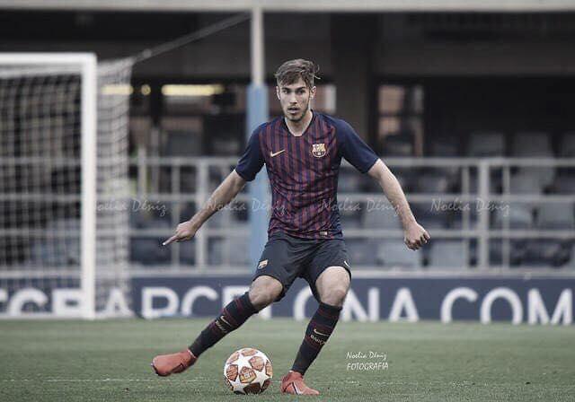 El Barça queda eliminado de la UEFA Youth League