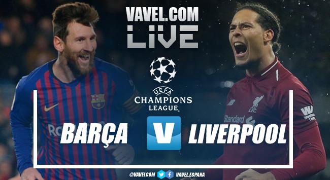 Resumen Barcelona vs Liverpool (3-0)