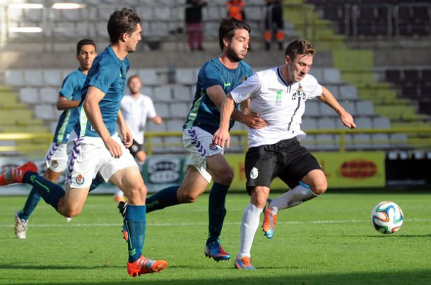 Real Valladolid Promesas - Burgos CF: con ganas de revancha