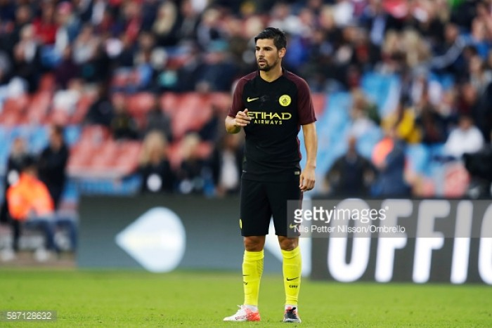 Nolito completes Manchester City exit for Sevilla switch