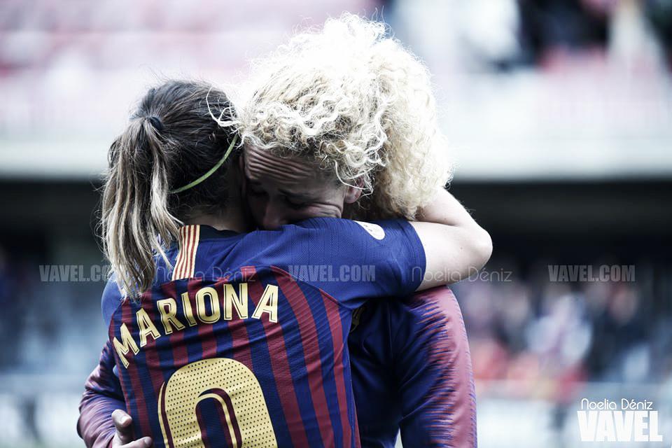 Kheira Hamraoui se perderá la final de la UEFA Women's Champions League