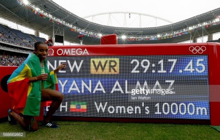 A Rio è subito grande Atletica: Ayana nella storia e Benedetti in semifinale 800m