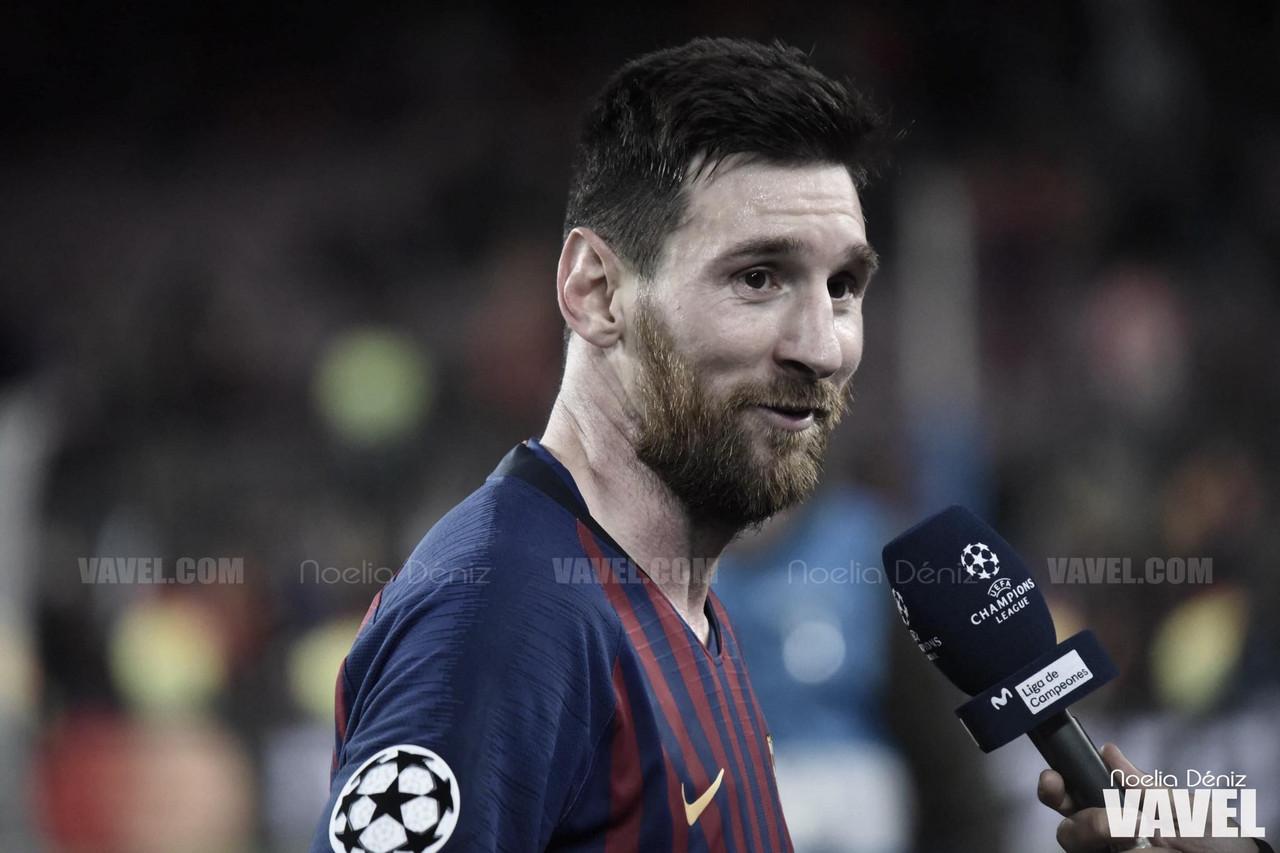 """Lionel Messi: """"Tenemos que estar más unidos que nunca"""""""