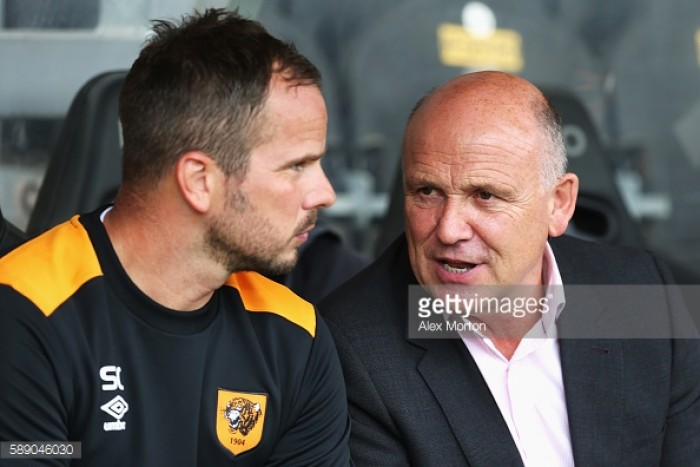 Mike Phelan faces a battle to keep his coaching staff at the KCOM