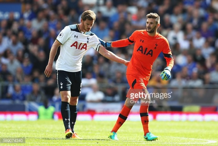 Vertonghen reportedly close to signing new Spurs deal despite Lloris and Kane holding off from talks
