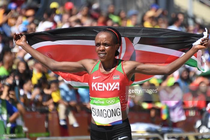 Rio 2016, Atletica: Maratona a Sumgong, che sorpresa! Stanotte la magia dei 100m