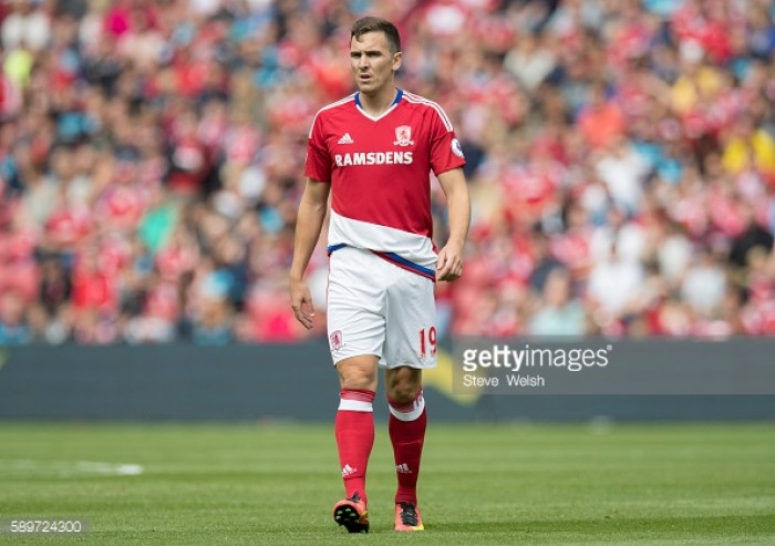 Middlesbrough winger Stewart Downing told he is free to leave the club