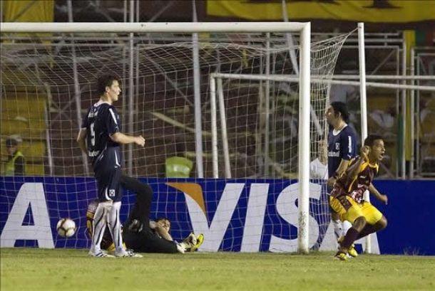 ¿Cómo le fue a Independiente en Colombia?