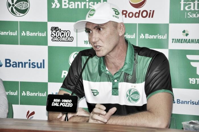 """Gilmar Dal Pozzo avalia vitória do Juventude pela Série B: """"foi um jogo de paciência"""""""
