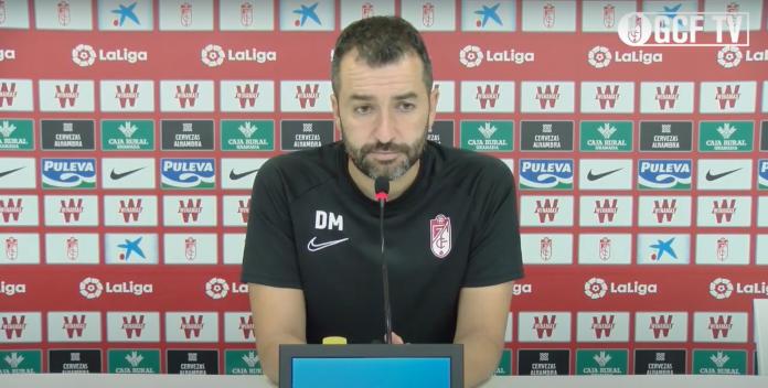 """Diego Martínez: """"Si la Real está fina, es difícil pararlos"""
