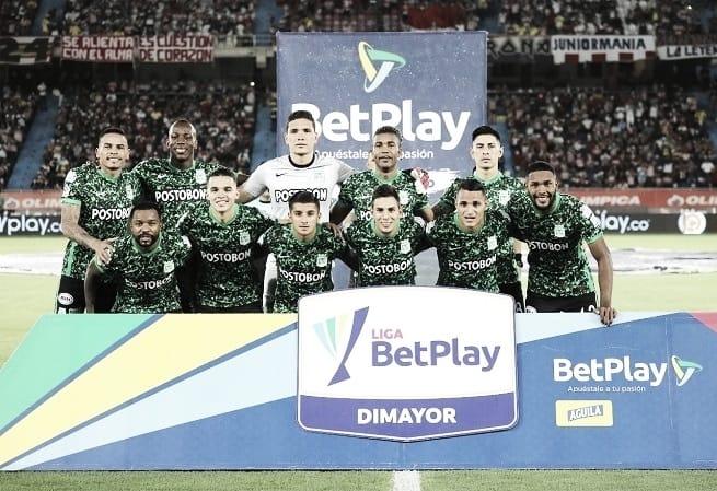 Los datos que dejó la victoria de Atlético Nacional en Barranquilla