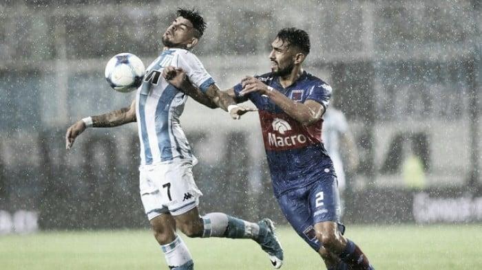 Racing vs Tigre: para salir del fondo