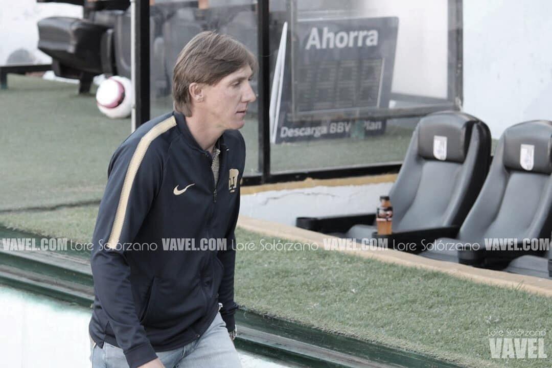 """Leandro Augusto: """"El equipo va demostrando la capacidad que tiene"""""""