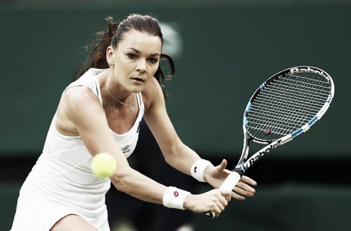 Agnieszka Radwanska tem estreia fácil contra Kateryna Kozlova e avança em Wimbledon