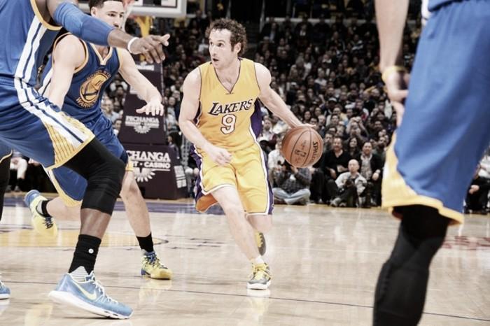 Marcelinho Huertas renova com Los Angeles Lakers por duas temporadas