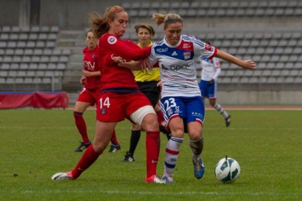 Paris Saint-Germain - Olympique Lyonnais en DIRECT (D1 féminin)