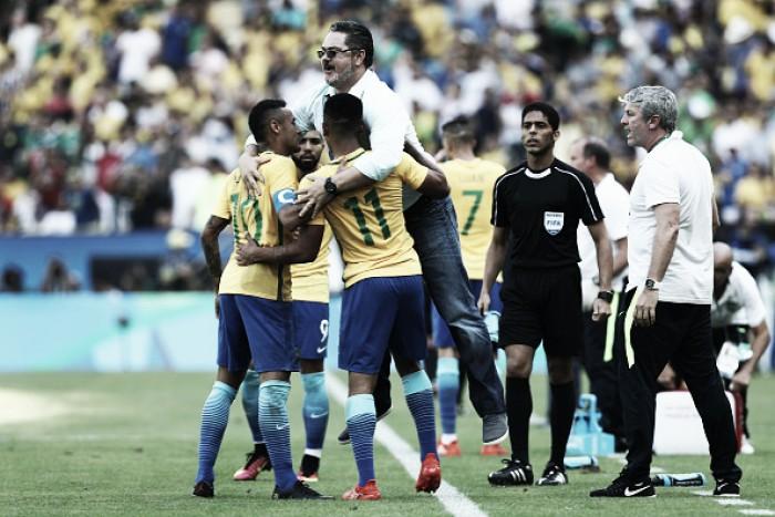 Brasil convence, goleia Honduras com facilidade e avança para decisão em busca do ouro inédito