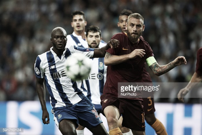 Roma X FC Porto: confronto final pelo apuramento