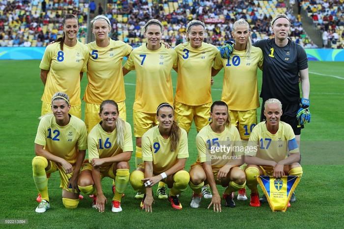 Sweden squad for the Algarve Cup named