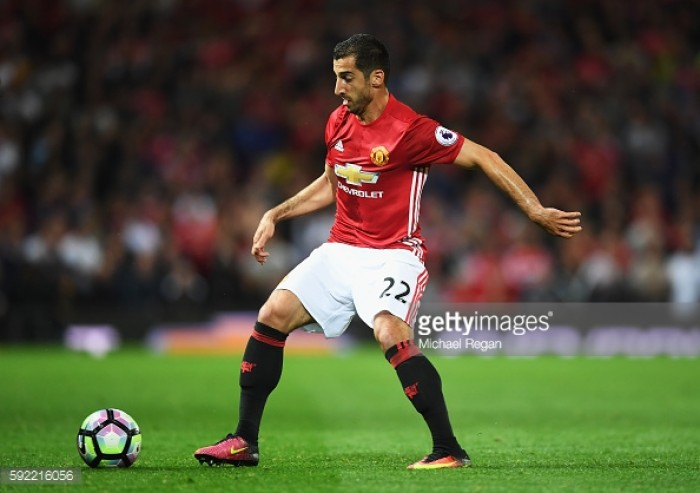Mkhitaryan needs small games to flourish and will feature vs Feyenoord, reveals Mourinho