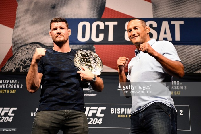 UFC 204: Bisping vs Henderson 2 Preview