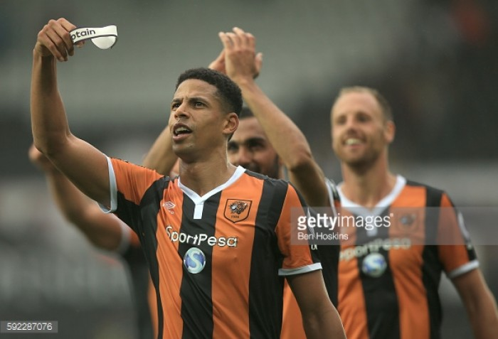 Derby sign Curtis Davies from relegated Hull City
