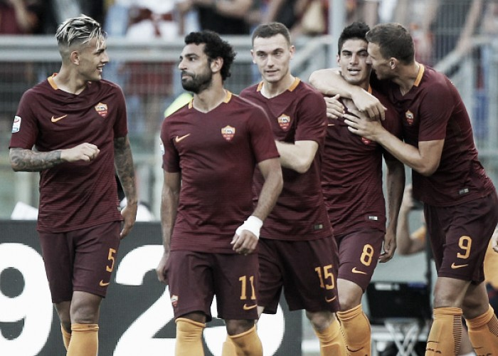 Eliminada nos playoffs da Champions, Roma visita Viktoria Plzen na estreia da UEL