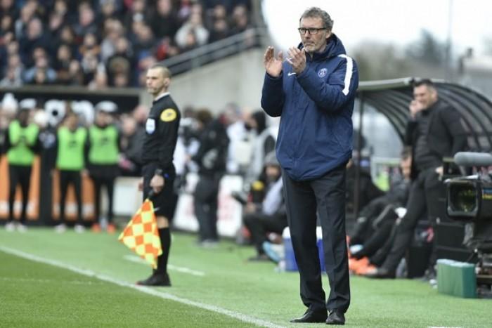 "Laurent Blanc: ""Estoy muy satisfecho"""