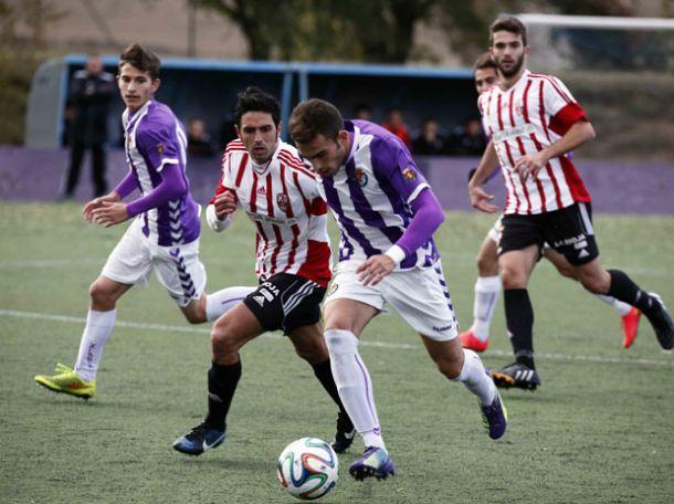 UD Logroñés - Real Valladolid Promesas: sin despistarse