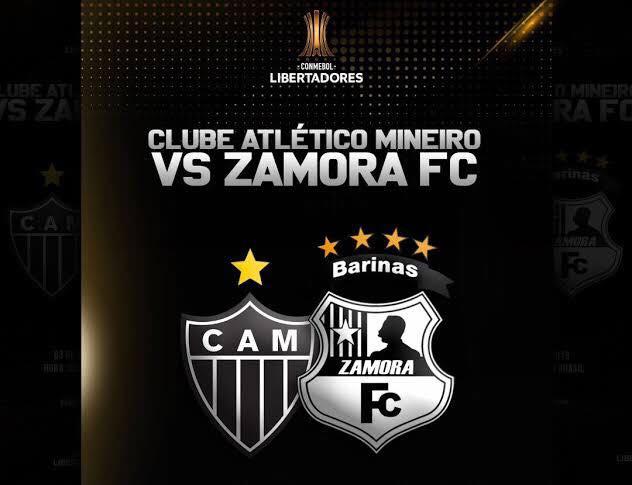 Resultado e gols Zamora x Atlético MG pela Libertadores 2019