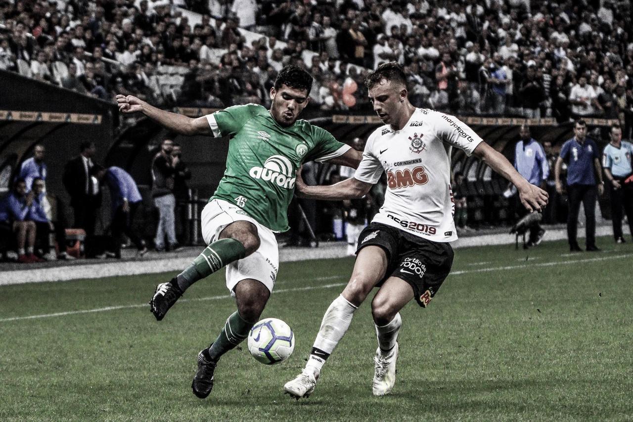 Corinthians e Chapecoense se reencontram na temporada, agora pelo Brasileirão