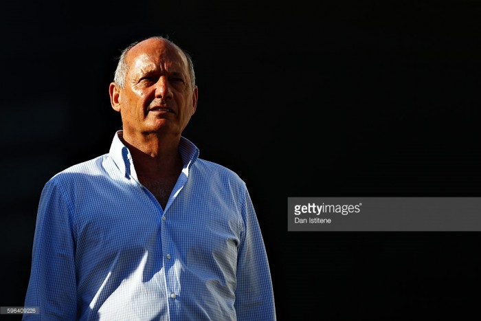 Ron Dennis to step down as McLaren Group chairman