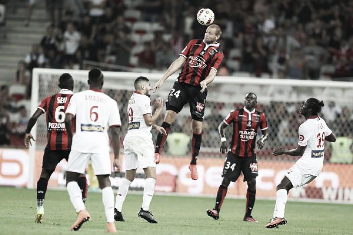 Em grande atuação do goleiro Enyeama, Nice e Lille ficam no empate pela Ligue 1