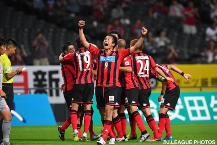 Kawasaki Frontale y Consadole Sapporo sacan provecho del fin de semana