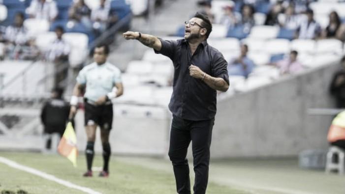 Antonio Mohamed molesto por el resultado ante Pumas en Copa MX